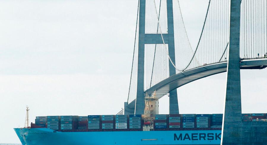 Selv om A.P. Møller - Mærsk har frasolgt flere forretningsområder de seneste år, er transportgiganten fortsat Danmarks absolut største virksomhed.