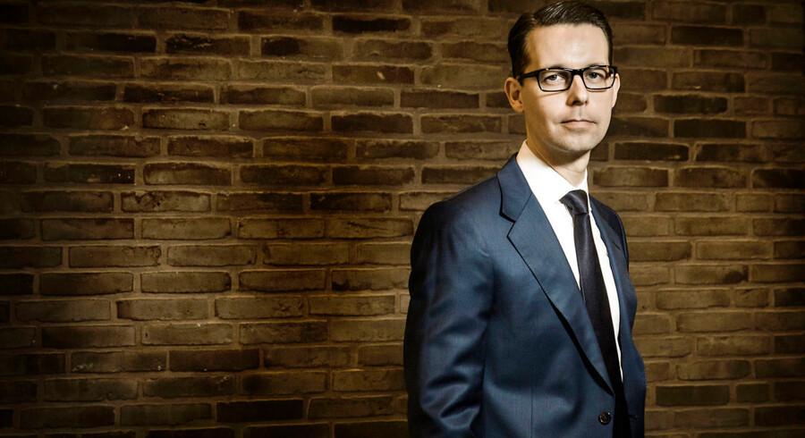 Onsdag offentliggjorde Danske Bank, at Finanstilsynet havde afvist, at 40-årige Jacob Aarup-Andersen kunne blive bankens nye topchef.