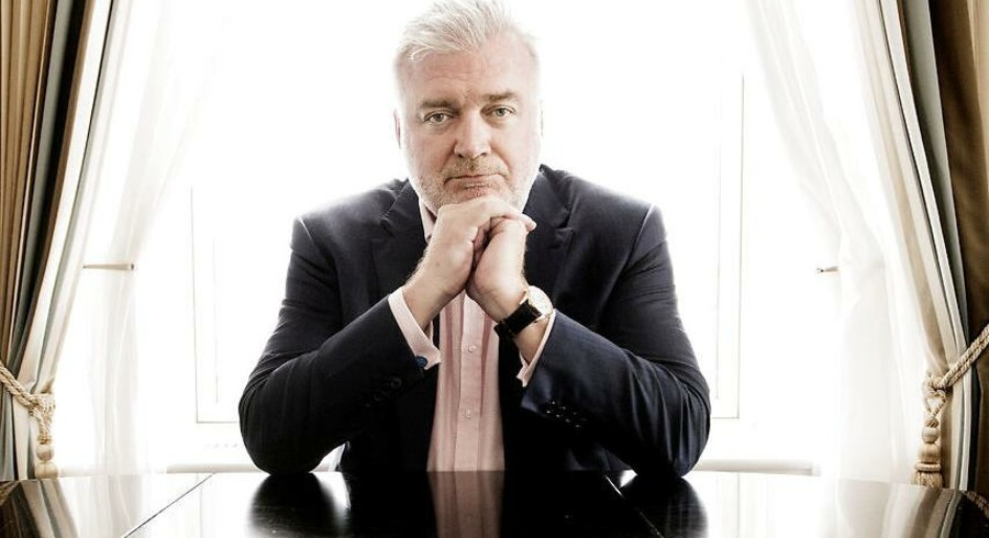 Lars Seier Christensen mener, Danske Bank bærer ansvaret for, at deres førstevalg til topchefposten i banken ikke fik Finanstilsynets opbakning. Arkivfoto: Linda Kastrup