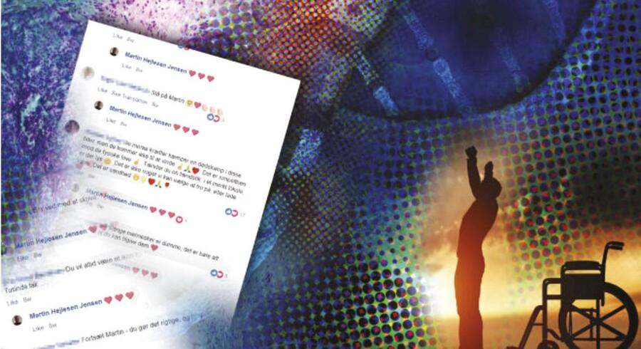 Den alternative behandler Martin Hejlesen har en stor følgerskare på sociale medier. Men han – og andre behandlere – har for frit spil, mener flere organisationer.