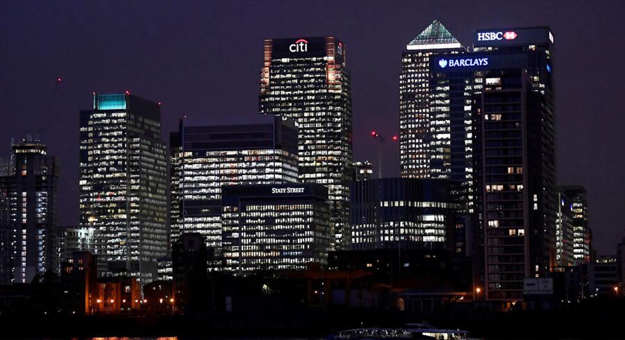 Stribevis af internationale banker har været involveret i multimilliardfusk med udbytteskat, viser nye afsløringer. Arkivfoto: Toby Melville/ Reuters