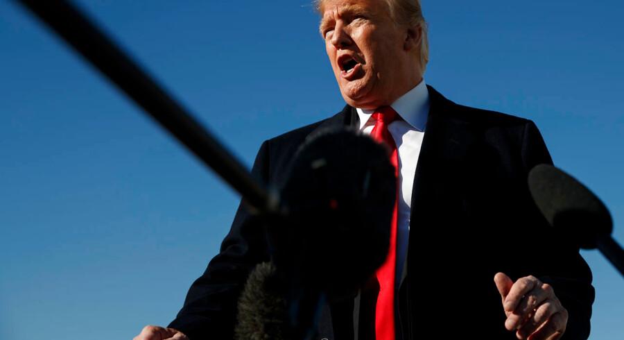 Det er angiveligt for at beskytte præsident Donald Trump at flere konservative stemmer er begyndt at tale grimt om Khashoggi.