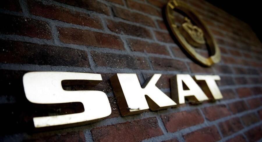Anders Krab-Johansen foreslår ny lov, der siger, at ingen må betale halvdelen eller mere af sin indkomst i skat. Foto: Erik Refner/Ritzau Scanpix