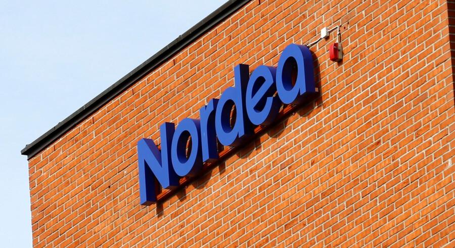 Nordea bliver beskyldt for hvidvask af hedgefonden Hermitage Capital Management. Ints Kalnins/arkiv/Reuters