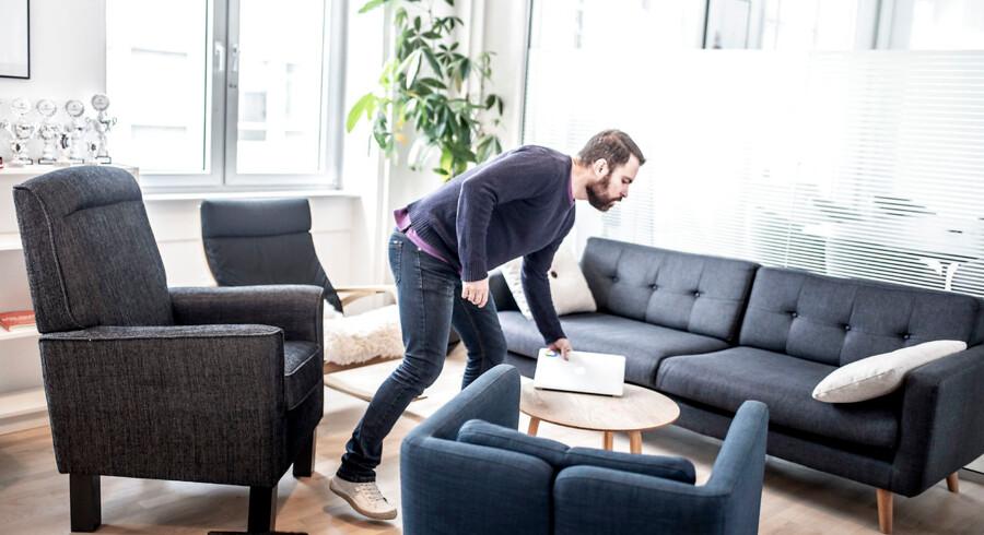 Fernando Galon har de seneste fire år boet i Danmark. I dag er han chef for rekruttering hos tech-virksomheden Clerk.io.