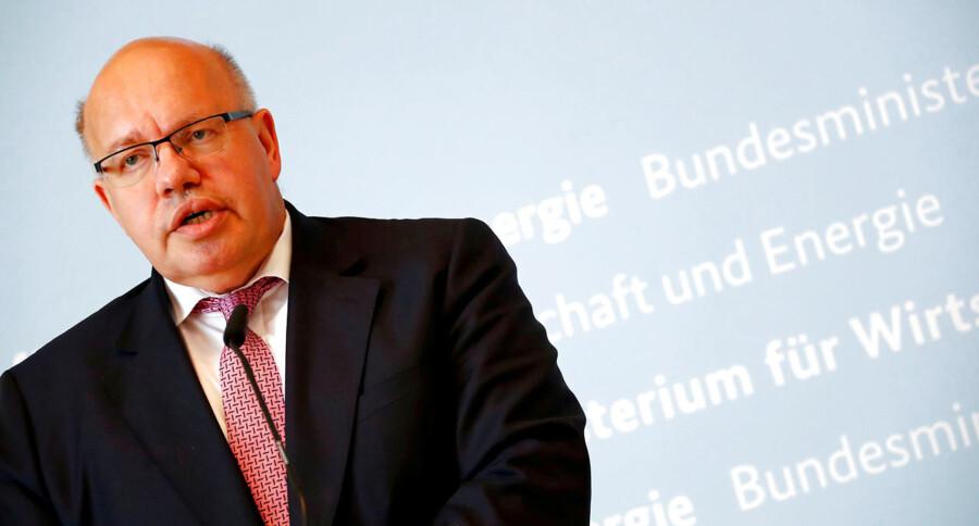 EU-landene bør sammen finde standpunkt om Saudi-Arabien efter journalistdrab, siger tysk økonomiminister.