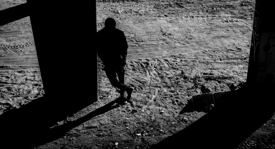 Foto: Maria Albrechtsen Mortensen. Rasmus (opdigtet navn) har været i behandling hos Dansk Stalking Center. Hvert år er der ifølge Dansk Stalking Center over 100.000 danskere på tværs af alder og køn, som udsættes for stalking.