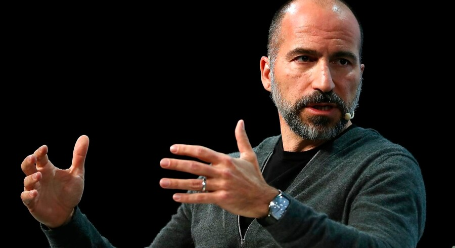 Dara Khosrowshahi, CEO i Uber, kræver en forbedring i arbejdsmiljøet i den omstridte virksomhed.