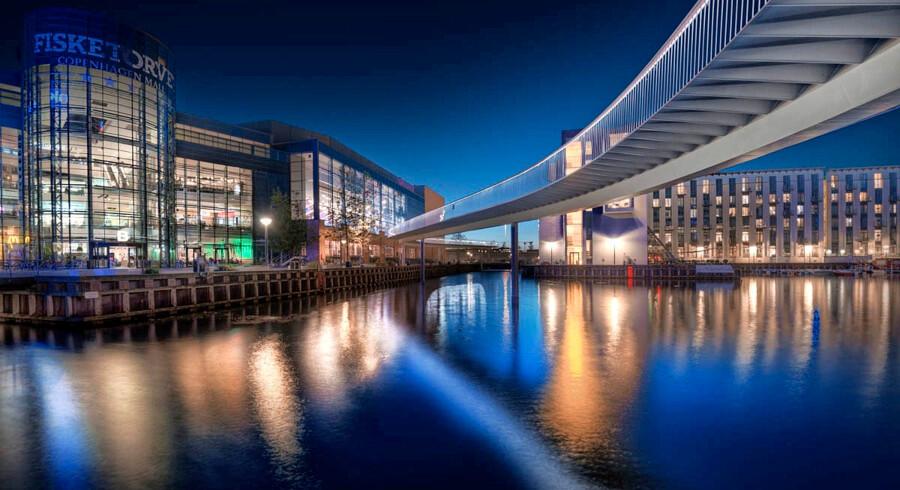 Københavns inderhavn er betagende. Men måske kan markedet også få for meget – eller i hvert fald nok – af en god ting. Foto: Jacob Surland/Ritzau Scanpix