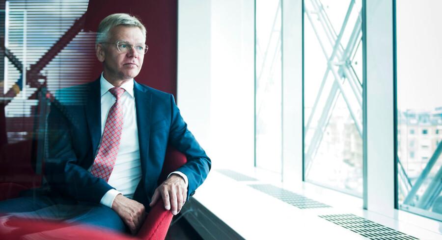 Dansk Industris direktør, Karsten Dybvad, mener, at det er meget positivt, at danske virksomheder kan ekspandere i udlandet, når der er mangel på arbejdskraft i Danmark.