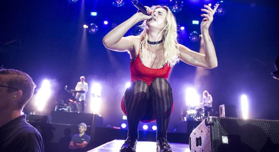 Mø koncert i Forum fredag 28.10.16