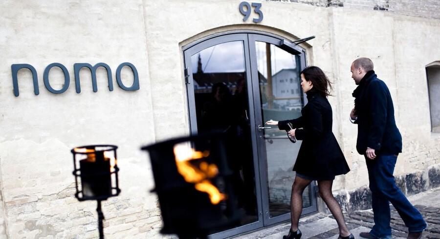 Noma har muligheden for at blive kåret til verdens bedste restaurant.
