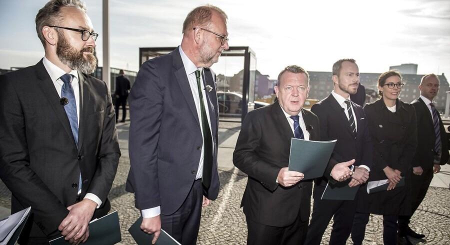 Regeringen vil i forbindelse med sit klimaudspil indføre nummerpladescannere i landets fire største byer.