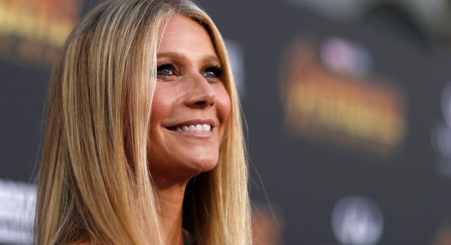 Gwyneth Paltrow ved premieren i Los Angeles i april på filmen »Avengers: Infinity Wars«. Hendes personlige formue anslås at være over en milliard kroner.
