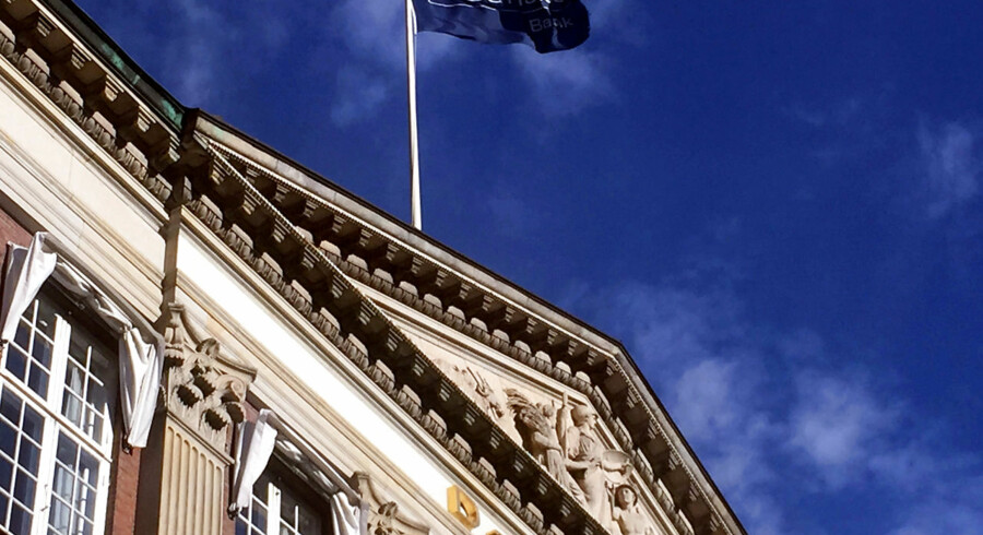 Danske Bank-kunder ledte i september efter en ny bank, men der er dog langt fra snak til handling.