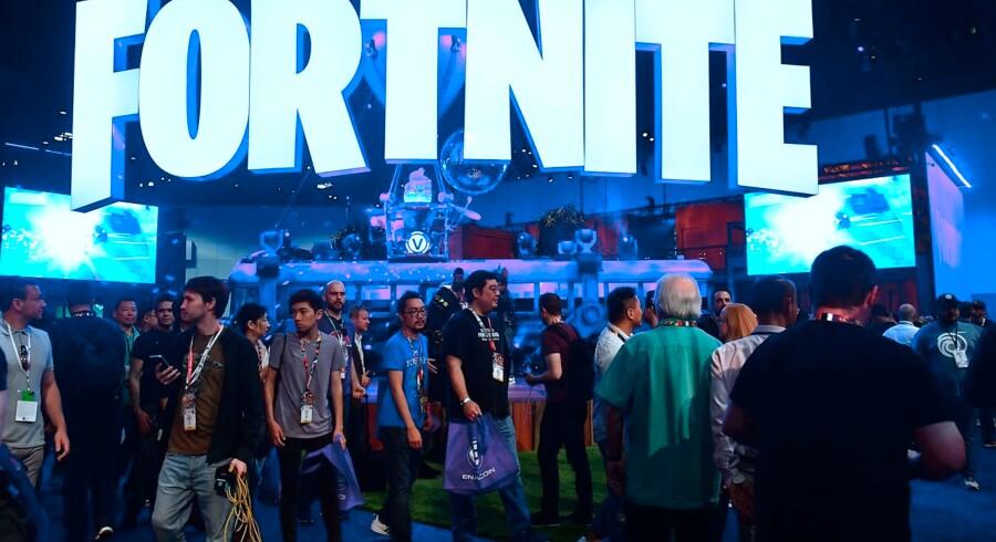 Epic Games, der står bag computerspillet »Fortnite«, har rejst over en milliard dollar. Og de nye investorer har værdisat firmaet markant højere end tidligere. Det skriver Wall Street Journal.