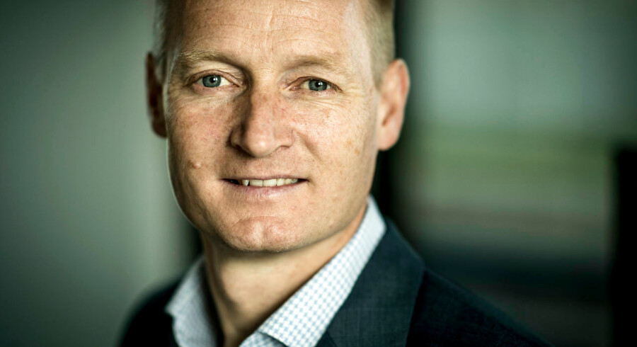 Henrik Støwer Petersen er ny mand bag rattet i Mountain Top, efter at stifterfamilien bag den nordsjællandske virksomhed solgte en stor del af ejerskabet til kapitalfonden Axcel. Foto: Asger Ladefoged