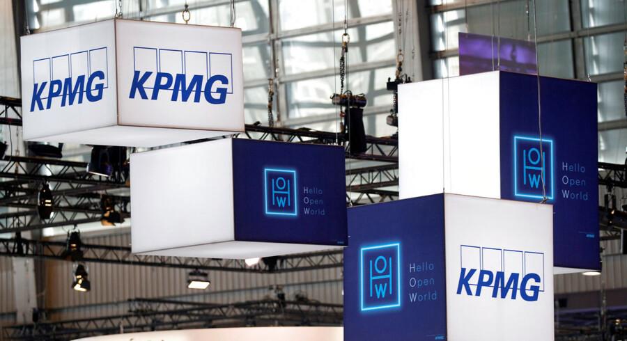 Revisionsselskabet KPMG mistede i 2013 fuldstænigt fodfeste på det danske marked, da selskabets danske partnere valgte at fusionere med konkurrenten EY.
