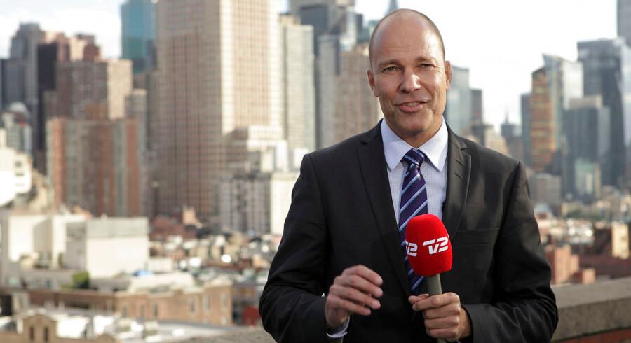 Jesper Steinmetz, TV2s USA-korrespondent, holder af Rio de Janeiro og har besøgt byen mange gange, bl.a. for at gå på sprogkursus og lære portugisisk. Foto: TV2