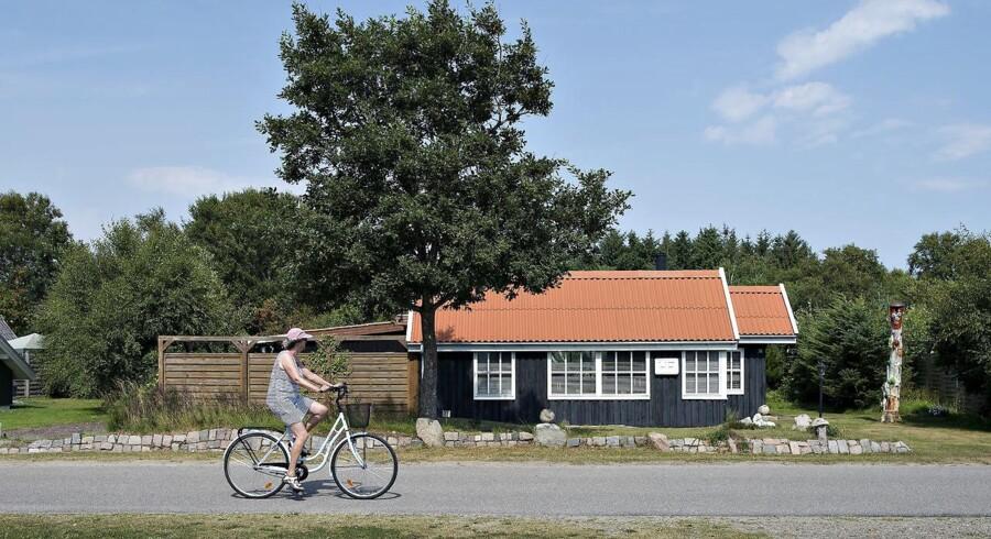 En grundejerforening i sommerlandet har i denne uges brevkasse svært ved at opspore et af dens medlemmer. Arkivfoto: Henning Bagger