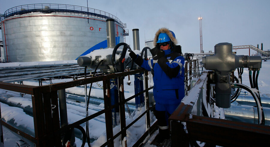 Korruptionen lever i bedste velgående i Rusland, som ikke har formået at udvikle sin økonomi og stadig er dybt afhængig af olie og gas. Arkivfoto: Andrej Golonanov/AFP
