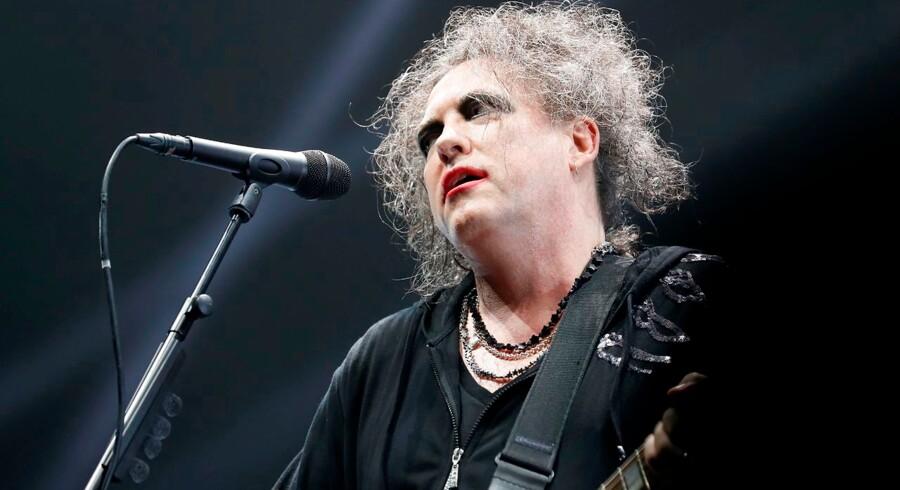 Legendariske The Cure spiller i Roskilde næste sommer