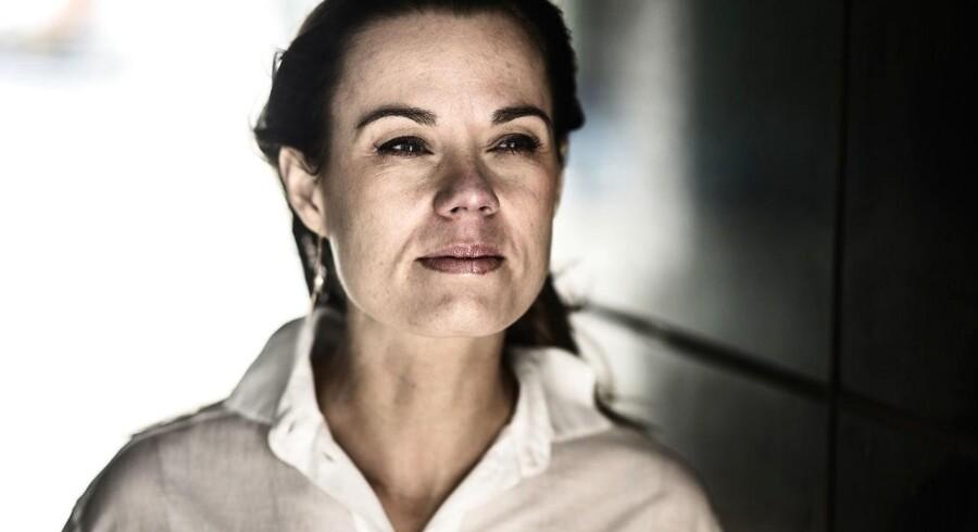 Som barn følte Nina Groes sig stemplet og forkert. I sit nye arbejdsliv efter direktørposten i Kvinfo arbejder hun netop med at nedbryde fordomme og tidlige bedømmelser af børn og unge.