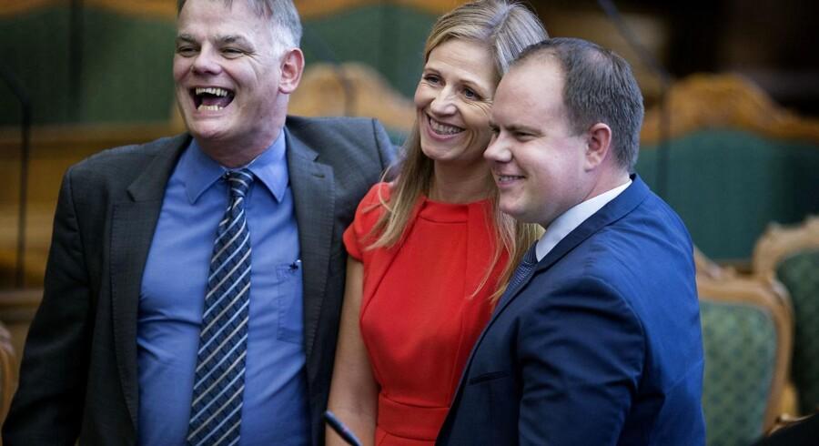 I bestræbelserne på at virke mere brutal end alle andre i udlændingepolitikken er Dansk Folkeparti slået ind på en uholdbar vej.