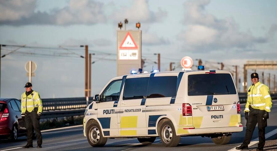 Danmark blev lukket ned 28. september af frygt for et iransk attentat mod herboende eksiliranere. Foto: Mads Claus Rasmussen/Ritzau Scanpix