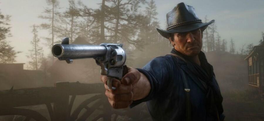 Beskidte og tunge »Red Dead Redemption 2« er helt sikkert blandt kandidaterne til årets spil og et imponerende syn på Xbox One X.