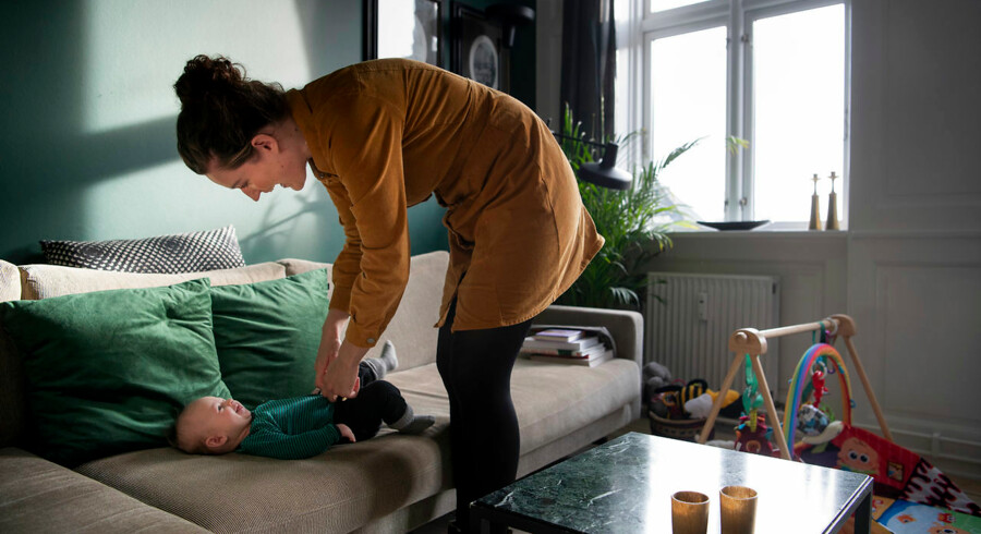 Berlingske har lavet en beregning på et yderst bekvemt liv. Betal omkring 10.000 kr. om måneden, og slip for dine huslige pligter.
