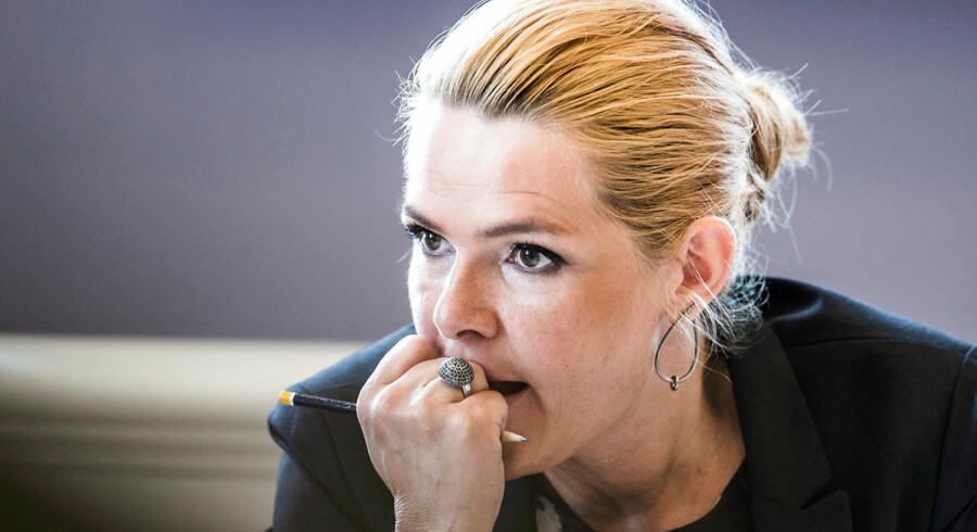 »Vist er Inger Støjberg blevet beskyldt for meget – men dog ikke for at være hverken blødsøden eller pladderhumanist.«