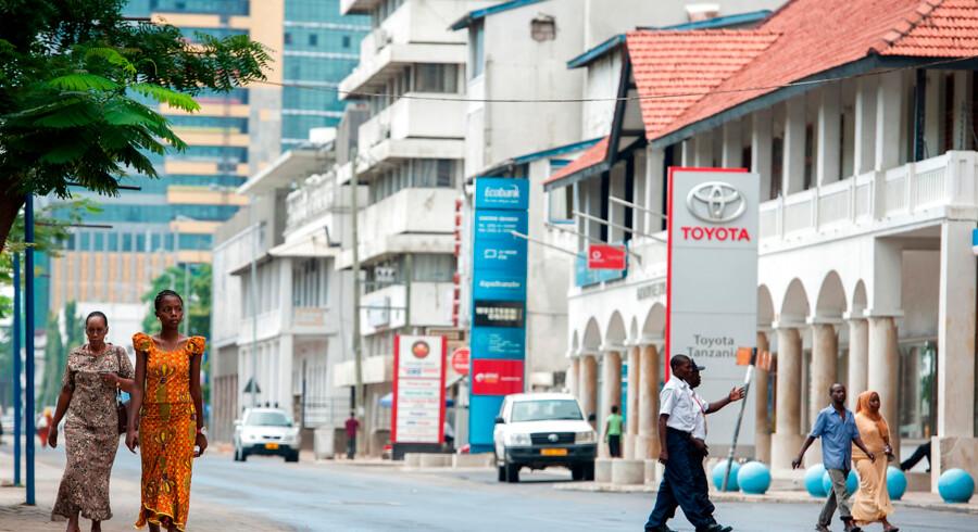 I Dar es Salaam vil myndigheder i den kommende uge begynde at anholde homoseksuelle, har guvernøren sagt.