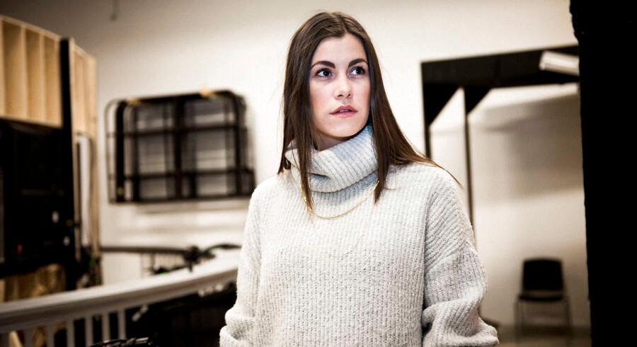 Gyrith Cecilie Ross har været vært på P3 i flere år, men er netop skiftet til TV som vært for »Quizzen« på DR 2.