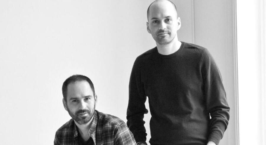 Brødrene Laurent og Arik Bitten designer sammen tøj til kvinder, der hellere vil være nonchalante end nuttede.