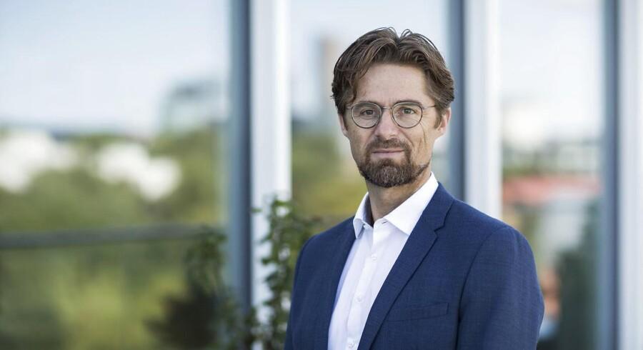 I 2002 stiftede Gustav Mellentin virksomheden Adform sammen med to venner fra studieårene på DTU, Jakob Toftgaard Bak og Stefan Juricic – nu står Adform og tripper foran døren til fondsbørsen. PR-foto