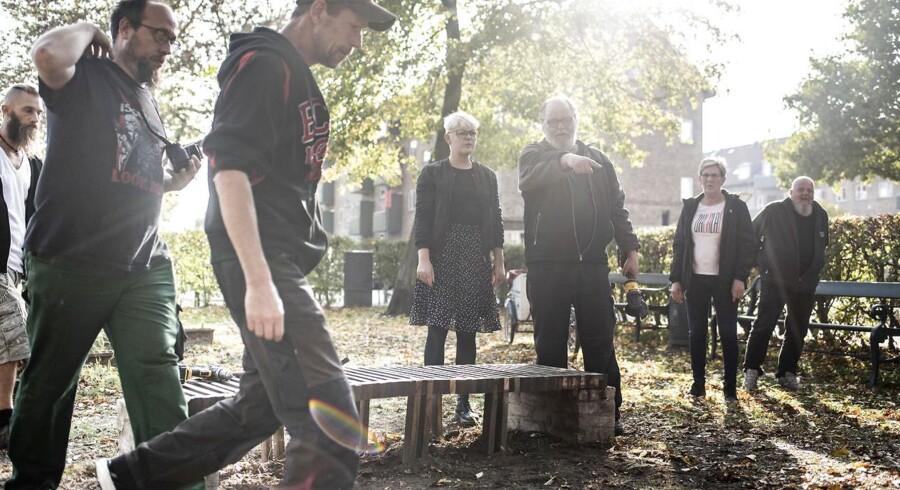 SydhavnsCompagniet modtager socialøkonomisk støtte fra Københavns Kommune med det formål at få borgere i beskæftigelse. Fra 1. april 2017 til 31. marts 2018 lykkedes det SydhavnsCompagniet at få én ud af 71 borgere i beskæftigelse. Foto: Celina Dahl/Ritzau Scanpix