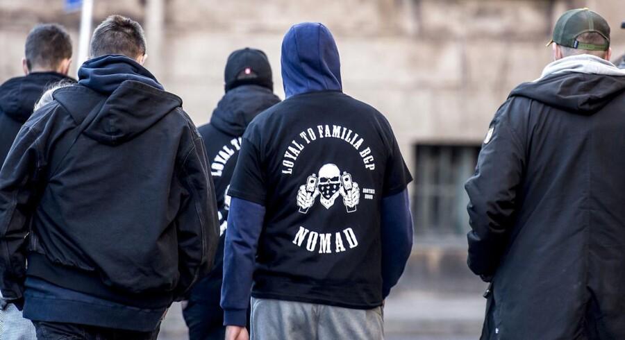 LTF-medlemmer mødte op foran Københavns Byret mandag 9. oktober 2017, da gruppens leder, Shuaib Khan, fik sin dom i byretten. Sagen blev anket først til landsretten og siden også til Højesteret, fordi anklagemyndigheden har fastholdt sin påstand om udvisning af bandelederen.