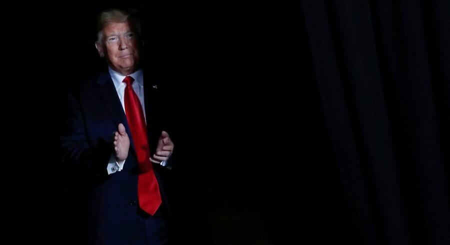 Donald Trump er svækket frem mod præsidentvalget, mener Berlingskes USA-korrespondent Michael Bjerre.