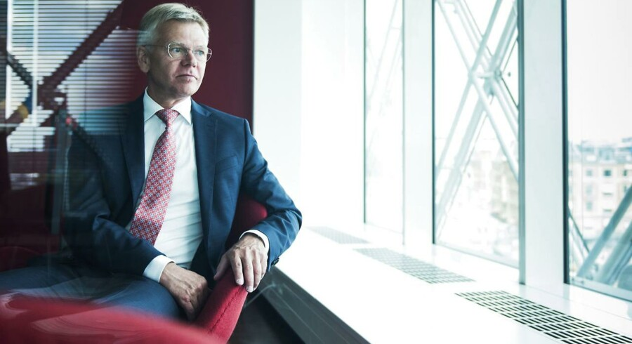 Dansk Industri (DI) skal ud at finde en ny topchef, efter at Danske Bank har indstillet Karsten Dybvad til at blive ny bestyrelsesformand. Karsten Dybvad blev adm. direktør i DI tilbage i 2010. Før det var han departementschef i Statsministeriet.