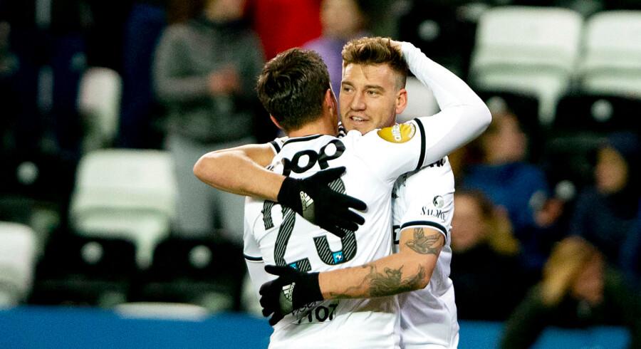 Nicklas Bendtner er kommet på de åbne norske skattelister, efter at han er begyndt at spille fodbold i Trondheim for klubben Rosenborg.