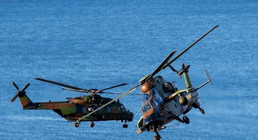 NATO var samlet i Norge til den største øvelse siden Den Kolde Krig. USA var med sammen med alliancens 29 andre lande.