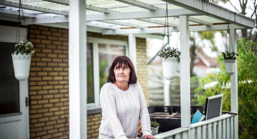 Bettina Ernst Nielsen blev i 2015 overfaldet af en dement mand på sit arbejde på et plejecenter.