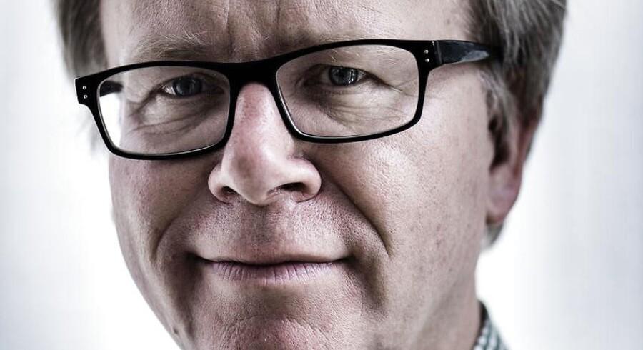 David Trads vil i Folketinget for Socialdemokratiet. Han stiller op i Egedalkredsen.