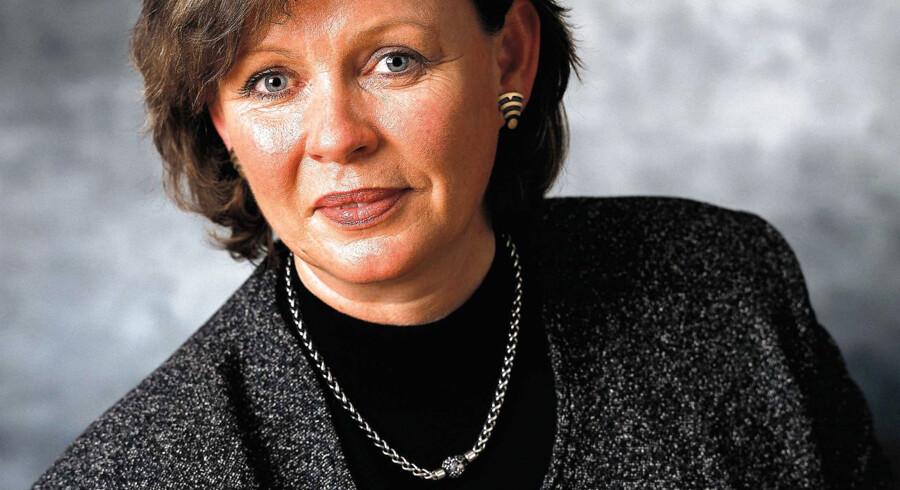 Hanni Toosbuy Kasprzak deltager meget aktivt i virksomhedens liv.