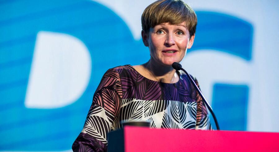 Charlotte Bach Thomassen er valgt som ny formand for DGI. Frivilligt arbejde har været en rød tråd i hendes liv.