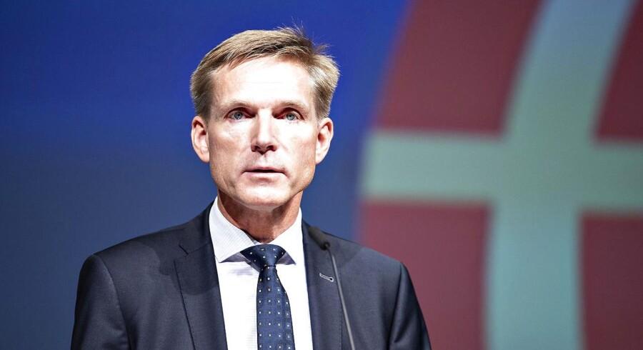 Dansk Folkepartis formand, Kristian Thulesen Dahl, slår nu fast, at partiet er klar til at hæve folkepensionsalderen til 69 år.