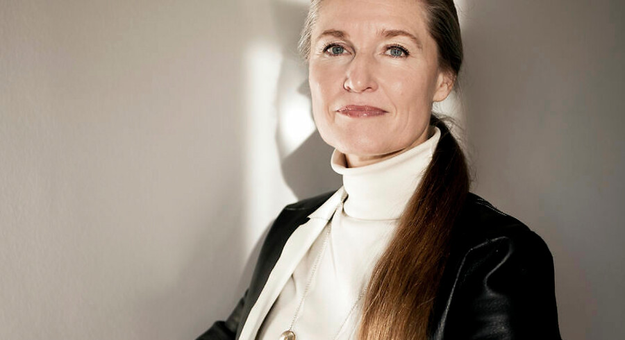 Helle Valentin, der er Global Chief Operating Officer (COO), Watson Internet of Things at IBM.