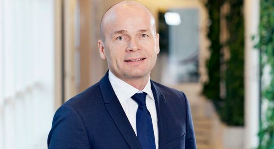 TDCs koncernfinansdirektør, Stig Pastwa, ser gode tegn på, at TDC kan rykke fremad i den kommende tid gennem nye satsninger og større udbygning af mobile og faste net i Danmark. Arkivfoto: TDC
