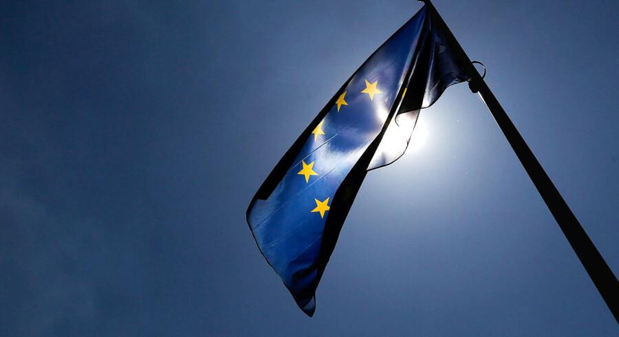 Onsdag er der kommet nye tal for væksten i EU-landene.